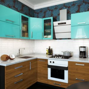 Кухня 15 кв.м