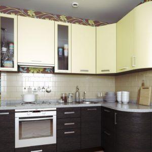 Желтые кухни на заказ